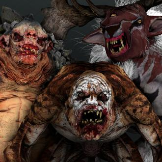 Thumbnail image for Witcher 3 Monsters