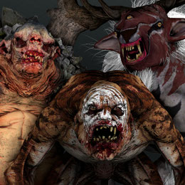 Witcher 3 Monsters