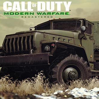 Thumbnail image for Call Of Duty MWR Ural BM - 21 [SFM]