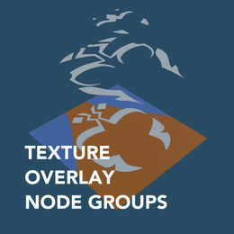 Texture Switch and Overlay Nodegroup