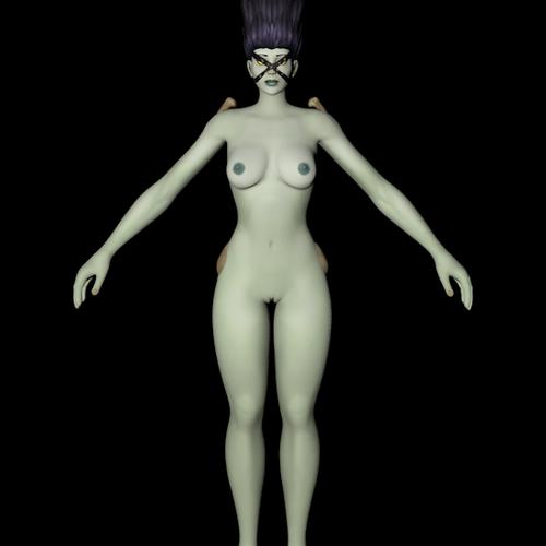 Thumbnail image for [Warcraft] Forsaken Female