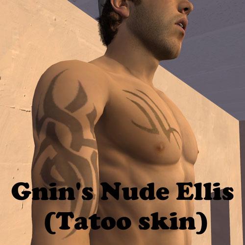 Thumbnail image for Gnin's Nude Ellis (Tatoo skin)