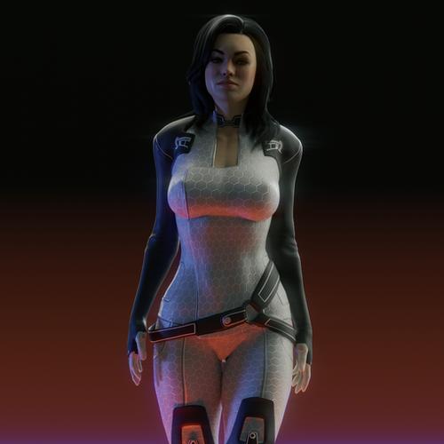 Thumbnail image for Mass Effect | Miranda Lawson