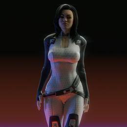 Mass Effect | Miranda Lawson