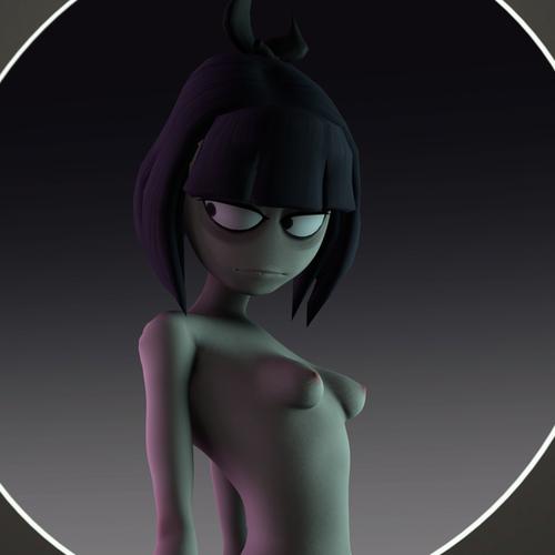 Thumbnail image for Blenderknight's Creepy Susie