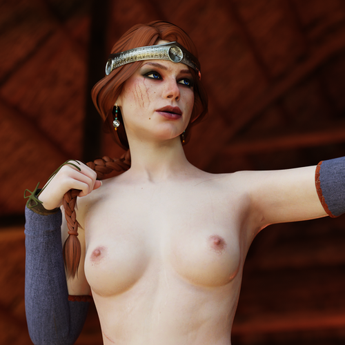 Thumbnail image for Cerys an Craite (The Witcher 3)