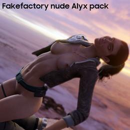 Cinematic mod nude model pack