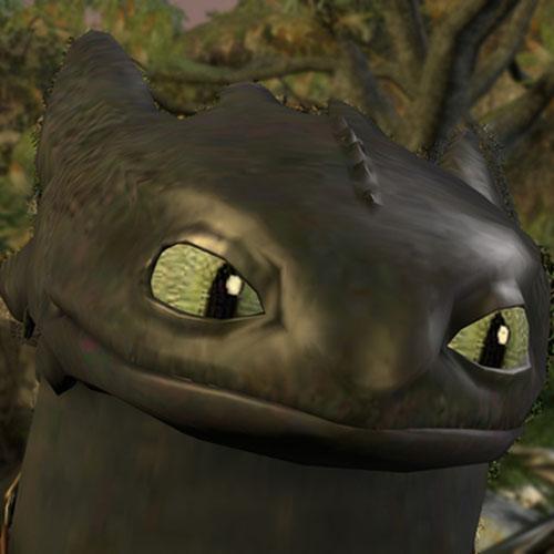 Thumbnail image for [SFM Dragons] Toothless