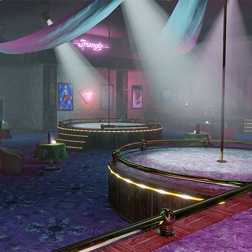 Thumbnail image for GTA IV - The Triangle Club