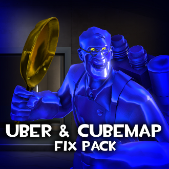 Thumbnail image for Uber and Cubemap Fix Pack