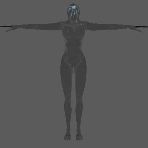 Thumbnail image for Demon's Souls - Shadow Woman