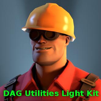 Thumbnail image for Light Kit DAG Utilities