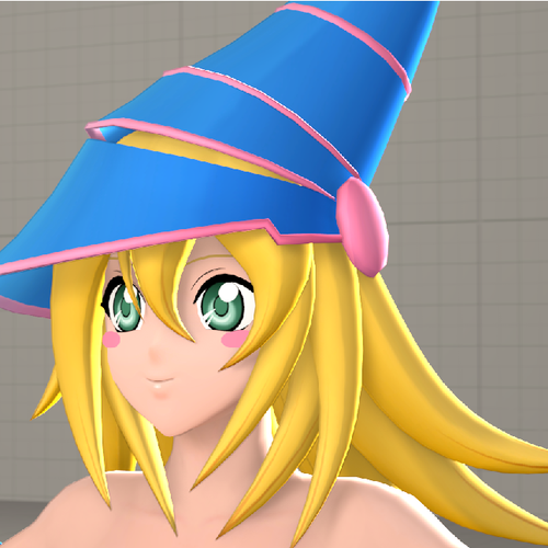 Thumbnail image for YuGiOh - Dark Magician Girl
