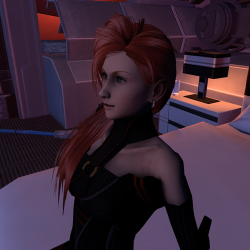 Thumbnail image for Vanille Mass Effect Outfit