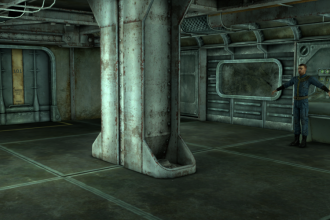 Thumbnail image for Fallout 3 Scenebuild Sets - Vault 101
