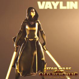 Star Wars: The Old Republic - Vaylin