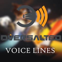 (1/2) Overwatch Voice Lines
