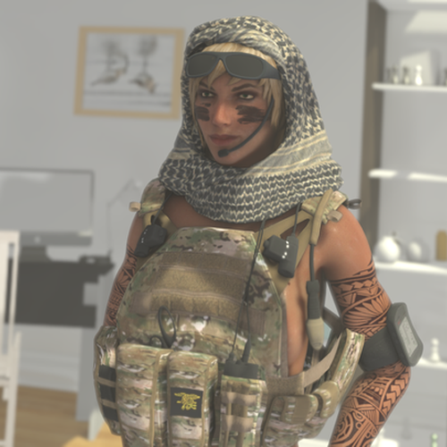 Thumbnail image for Rainbow Six Siege - Valkyrie