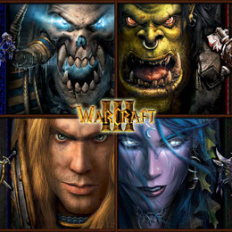 Warcraft 3 mod from Starcraft 2