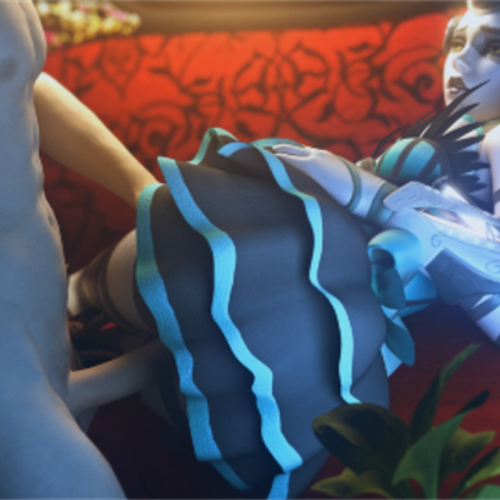 Thumbnail image for [Overwatch] Odile/Odette Widowmaker - FBX
