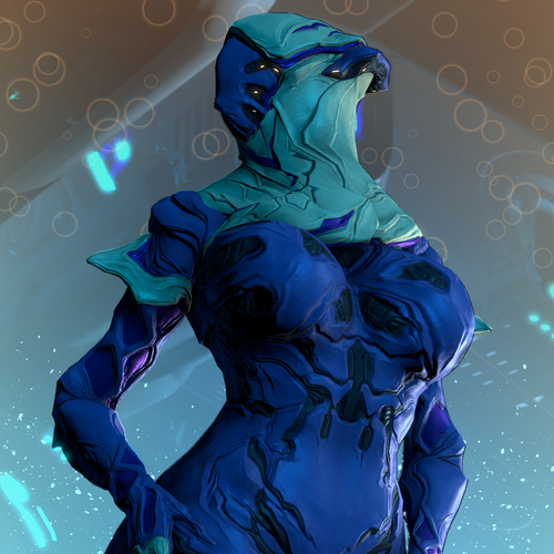 Thumbnail image for A Slightly Thicker Wisp (Warframe)
