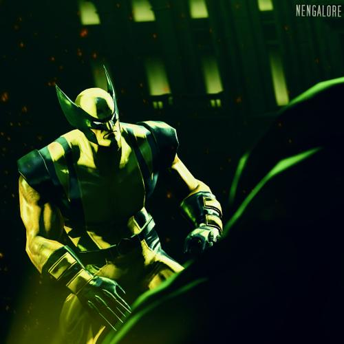 Thumbnail image for Marvel Heroes - Modern Wolverine