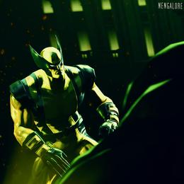 Marvel Heroes - Modern Wolverine