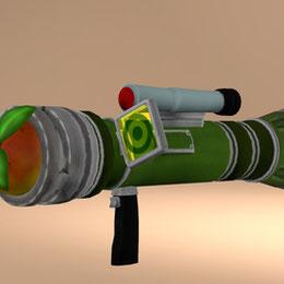 Wumpa Pack: NST Fruit Bazooka