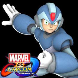 MARVEL VS. CAPCOM: INFINITE - Mega Man X