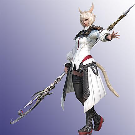 Thumbnail image for Final Fantasy / Y'shtola Rhul