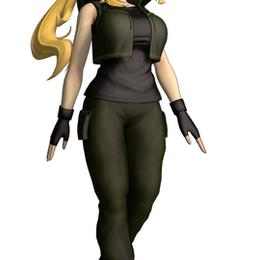 yuna model