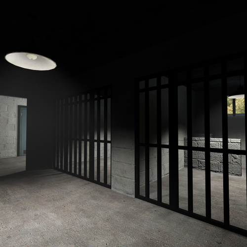 Thumbnail image for Small jail cells