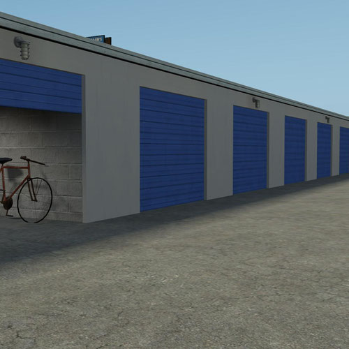 Thumbnail image for Self Storage complex