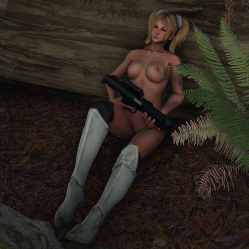 Thumbnail image for Juliet Stormtrooper Nude