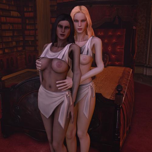 Thumbnail image for God of War 3 Handmaidens