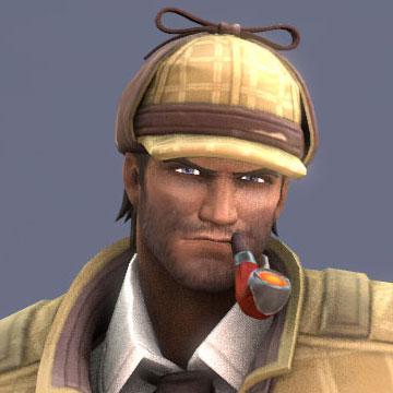 Thumbnail image for [Overwatch] McCree (Sherlock)