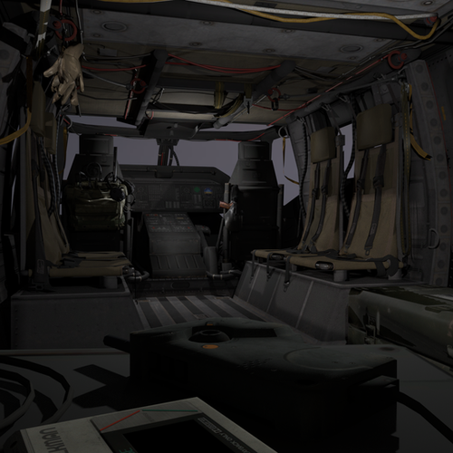 Thumbnail image for Aerial Command Center Interior