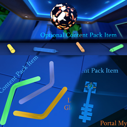 Crystalized Optional Content Pack