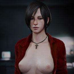hantzgruber's Ada Wong - Resident Evil 6
