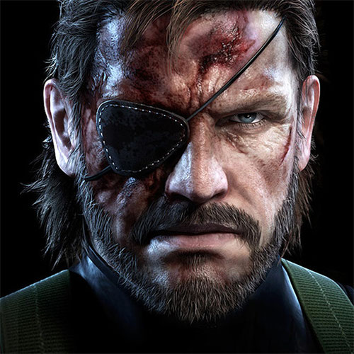 Thumbnail image for Metal Gear Solid V: Ground Zeroes. Big Boss.
