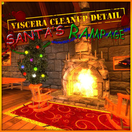 Viscera Santa's workshop