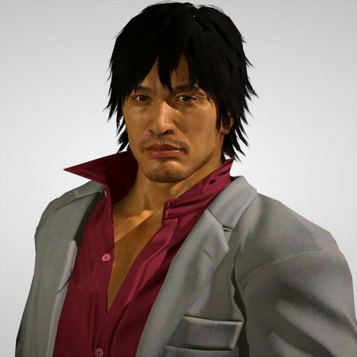 Thumbnail image for Yakuza 5 - Tatsuo Shinada