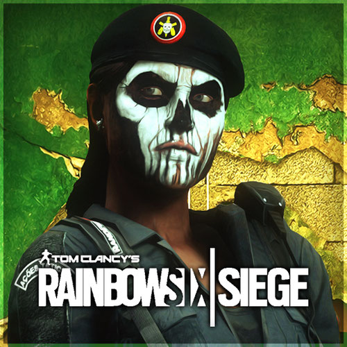 Thumbnail image for Rainbow Six:Siege Caveira