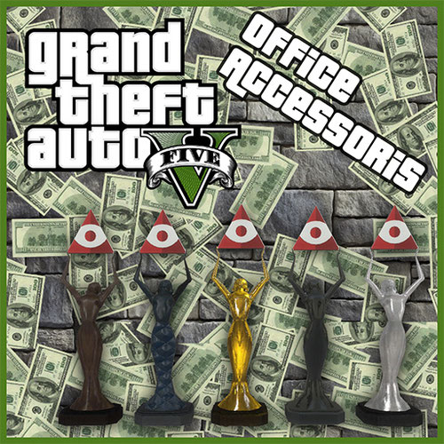 Thumbnail image for Office accessories [GTA V Online]