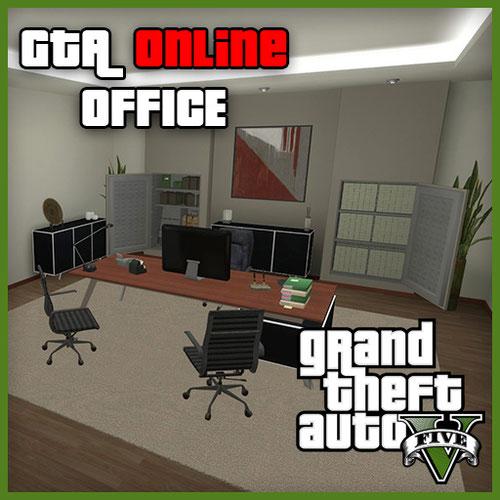 Thumbnail image for Office [GTA V Online] [V1]