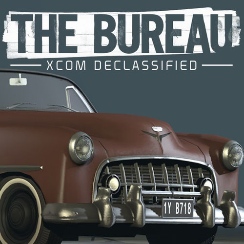 Thumbnail image for The Bureau: XCOM Declassified Cinematic Car