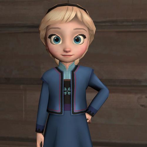 Thumbnail image for Child Elsa