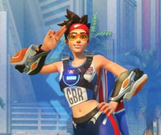 Thumbnail image for Tracer - Track Outfit