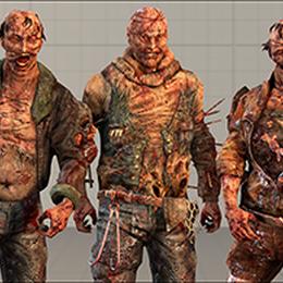 Resident Evil: Revelations 2 - Afflicted