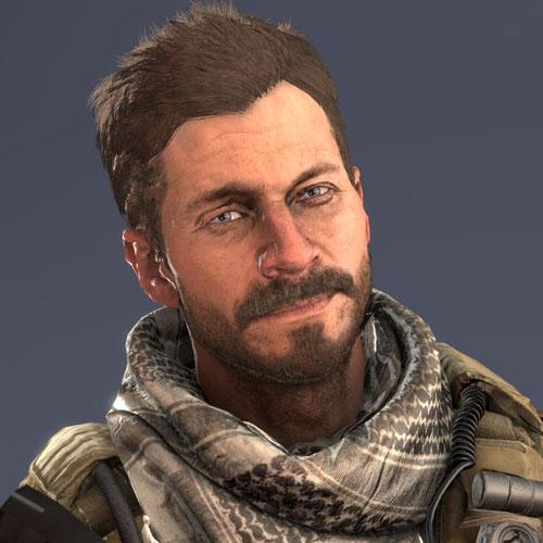 Thumbnail image for [ Call of Duty: Modern Warfare 2019 ] Alex (Desert)